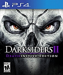 PS4 Darksiders 2: Deathinitive Edition