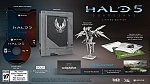 XBOX ONE HALO 5 Deluxe Edition אירופאי!