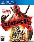 PS4 Deadpool אירופאי!