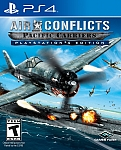 PS4 Air Conflict Pacific Carriers אירופאי!