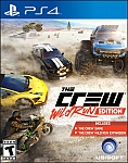 PS4 The Crew Wild Run