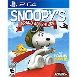 PS4 Snoopy's Grand Adventure