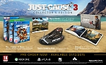 PS4 Just Cause 3 Collectors Edition