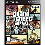 PS3 GTA SAN ANDREAS