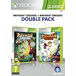 XBOX 360 Rayman Legends + Rayman Origins