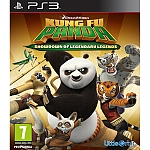 PS3 Kung Fu Panda Showdown Of The Legendary Legends