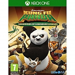 XBOX ONE Kung Fu Panda Showdown Of The Legendary Legends