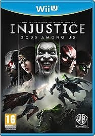 WII U Injustice: Gods Among Us - 1