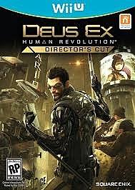 WII U Deus Ex - Human Revolution - 1