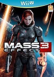 WII U Mass Effect 3 - 1