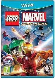 WII U Lego Marvel Super Heroes - 1