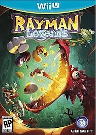 WII U Rayman Legends - 1