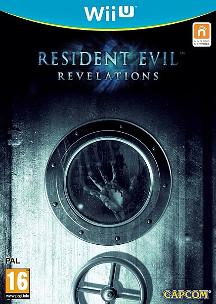 WII U Resident Evil Revelations - 1