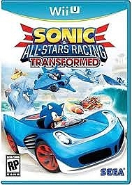 Wii U - Sonic & All-Stars Racing Transformed Limited Edition - 1