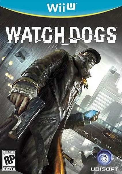 Wii U Watch Dogs - 1