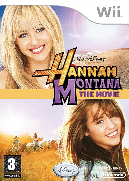 Wii hannah montana the movie - 1