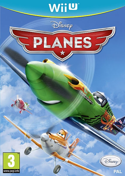 WII U Disney Planes - 1