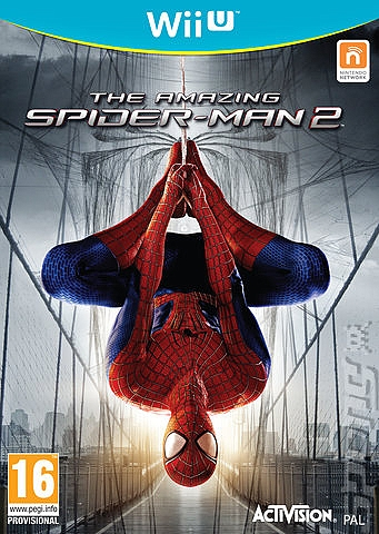 Wii U - The Amazing Spider-Man - 1