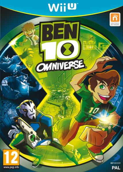 WII-U Ben 10 Omniverse - 1
