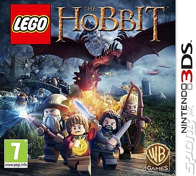3DS LEGO: The Hobbit - 1