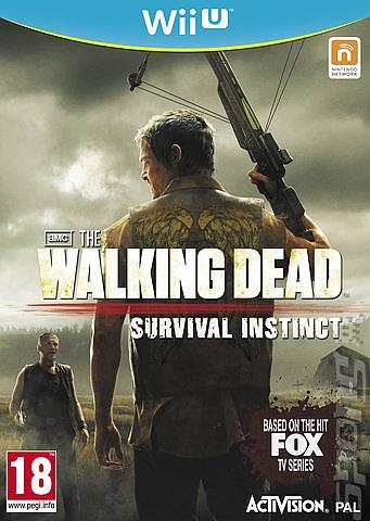 Wii U - The Walking Dead Survival Instinct - 1