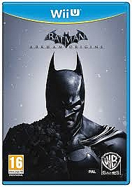 WII U BATMAN ARKHAM ORIGINS - 1