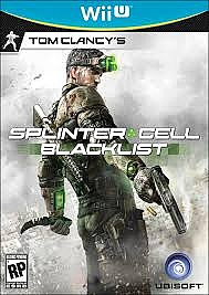 WII U SPLINTER CELL BLACKLIST - 1