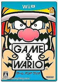 WII U GAME&WARIO - 1