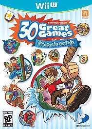 WII U 30 GREAT GAMES - 1
