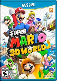 WII U SUPER MARIO 3D WORLD - 1