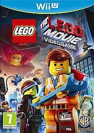 WII U LEGO MOVIE VIDEOGAME - 1