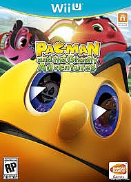 WII U PACMAN AND THE GHOSTLY ADVENTURES - 1