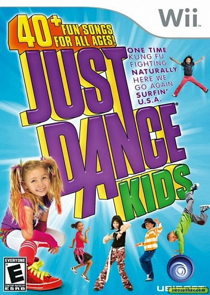 Wii - just dance kids 2014 - 1