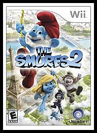 Wii - THE SMURFS 2 - 1