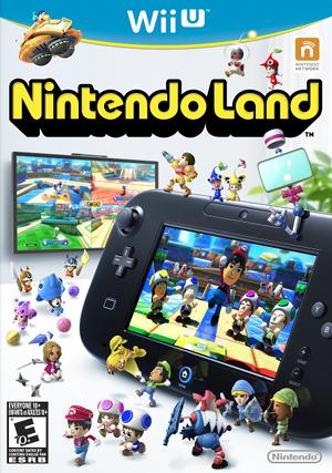 WII U Nintendo Land - 1