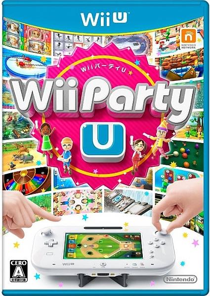WII U wii party - 1