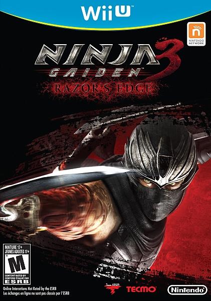 WII U ninja gaiden 3 - 1