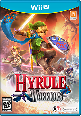 WII U hyrule warriors - 1