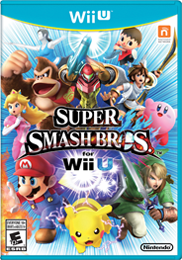 WIIU super smash bros - 1