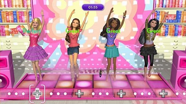 WII U Barbie Dreamhouse Party - 3