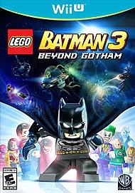 WIIU Lego Batman 3: BEYOND GOTHAM אירופאי! - 1