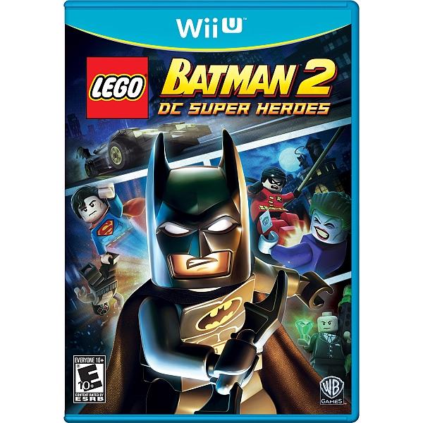 WIIU LEGO BATMAN 2 - 1