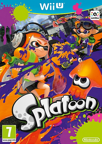 WII U SPLATOON - 1