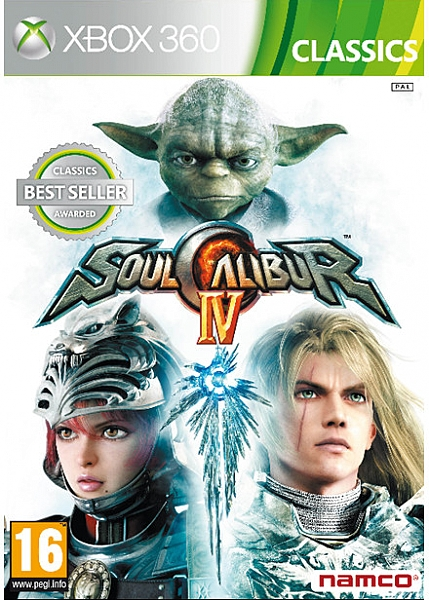 XBOX 360 Soul Calibur IV - 1