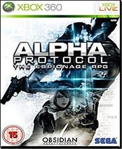 XBOX 360 Alpha Protocol - 1