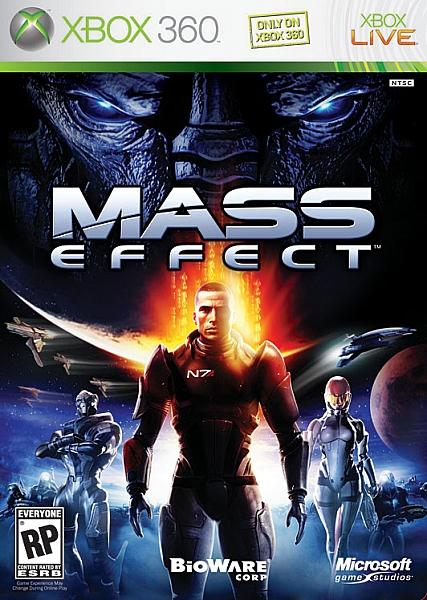XBOX 360 Mass Effect - 1