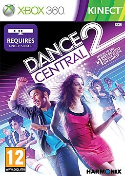 XBOX 360 Dance Central 2 - 1