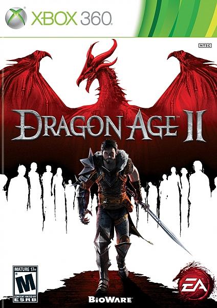 XBOX 360 Dragon Age 2 - 1
