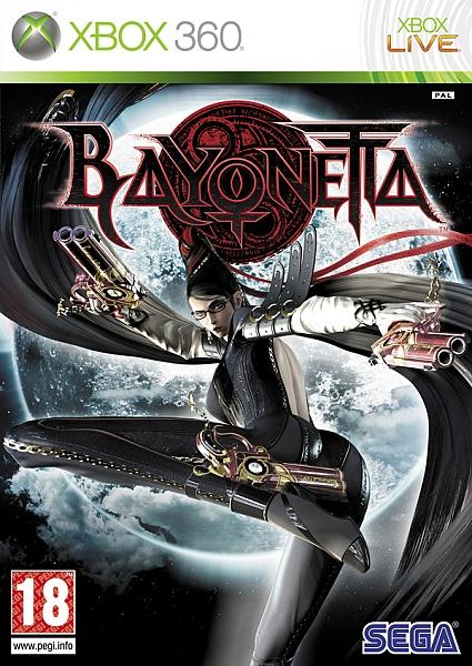 XBOX 360 Bayonetta - 1