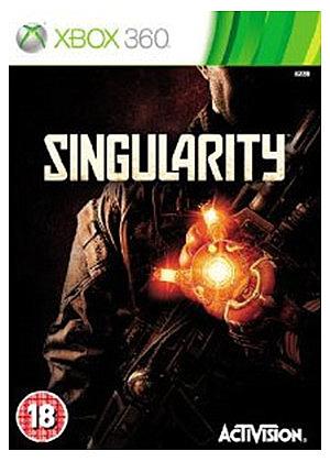 XBOX 360 Singularity - 1